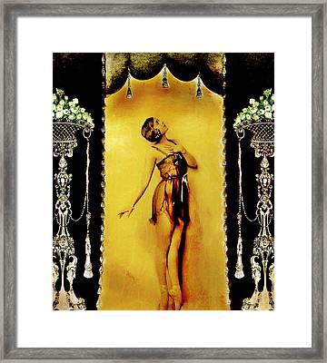 Follies Framed Print
