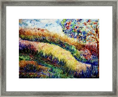 Follow Your Dreams Framed Print by Robin Monroe