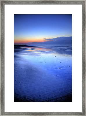Folly Beach Dawn II Framed Print by Dustin K Ryan
