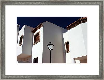 Fondon 10 Framed Print by Jez C Self