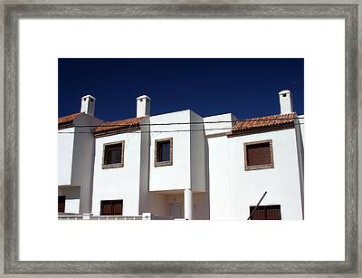 Fondon 13 Framed Print by Jez C Self