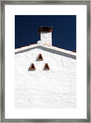 Fondon 22 Framed Print by Jez C Self