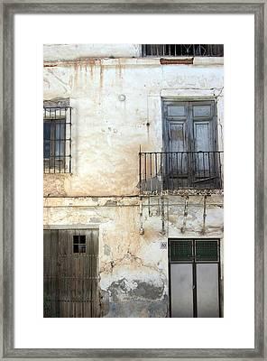 Fondon 3 Framed Print by Jez C Self