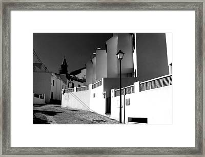 Fondon 9 Framed Print by Jez C Self