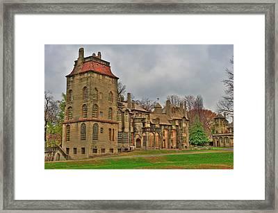 Fonthill Castle Framed Print