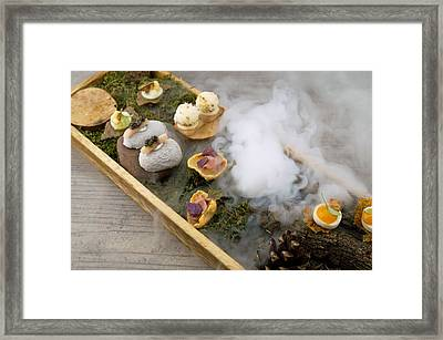 Foodie Life Framed Print by Happy Home Artistry