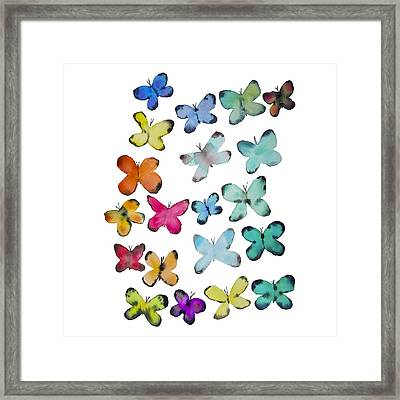 For A Friend Framed Print by Roleen  Senic