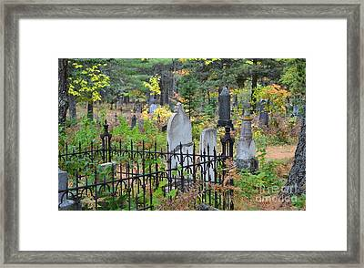 For All Eternity  Framed Print