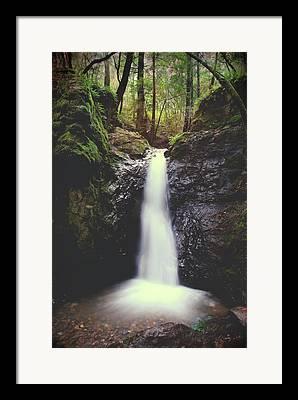 Mill Valley Framed Prints