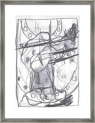 For B Story 4 10 Framed Print