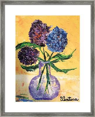 For Charlene Framed Print