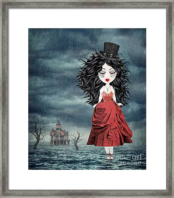 For Ever And Ever Framed Print