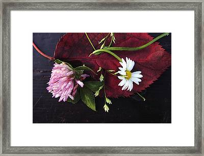 For Ever And Ever Framed Print by Marcus Hammerschmitt