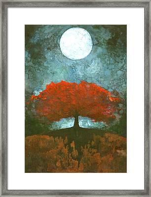 For Ever Framed Print by Wojtek Kowalski