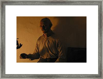 For Me How Kind Framed Print by Jez C Self