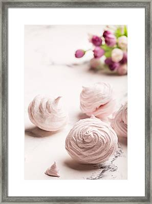 For My Darling With Love Framed Print by Vadim Goodwill