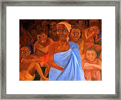 For Sale Framed Print by Alima Newton