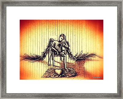 For Sale Framed Print by Paulo Zerbato
