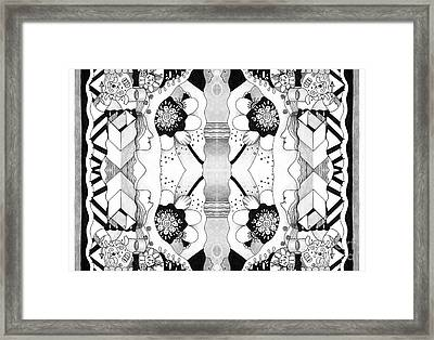 For The Common Good Framed Print by Helena Tiainen