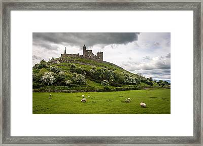 For The Love Of Ireland Framed Print by Pierre Leclerc Photography