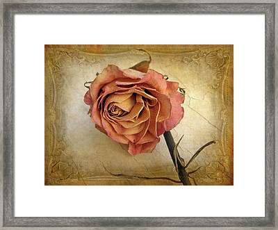 Framed Print featuring the photograph For You by Jessica Jenney