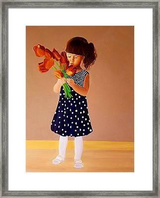 For You, Mom Framed Print