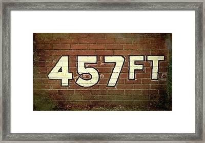Forbes 457 - #3 Framed Print