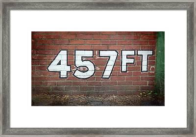 Forbes 457 Framed Print
