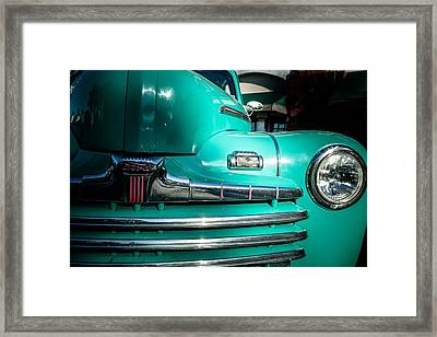 Ford 1 Framed Print by Gestalt Imagery