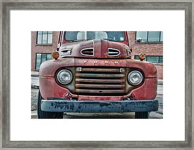 Ford 4623 Framed Print by Guy Whiteley