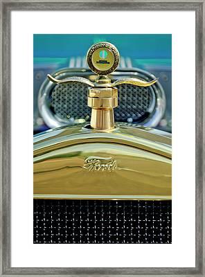Ford Boyce Motometer 2 Framed Print by Jill Reger