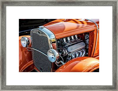 Framed Print featuring the photograph Ford Coupe II by Brad Allen Fine Art
