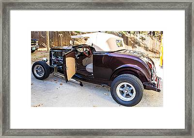 Ford Coupe Framed Print
