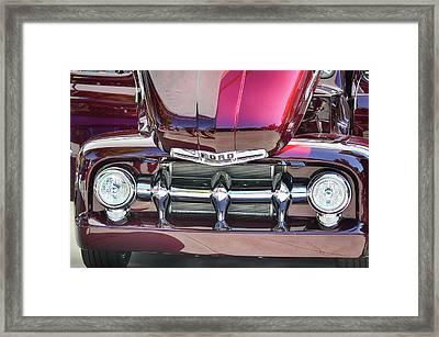 Ford Detail Framed Print