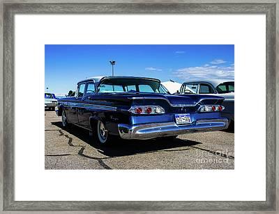 Ford Edsel Ranger Framed Print