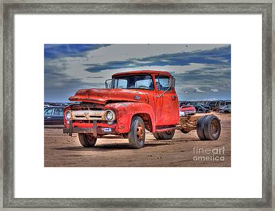 Ford F-350 Framed Print