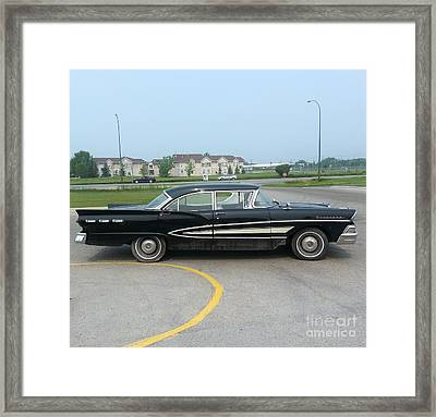 Ford Fairlane Framed Print