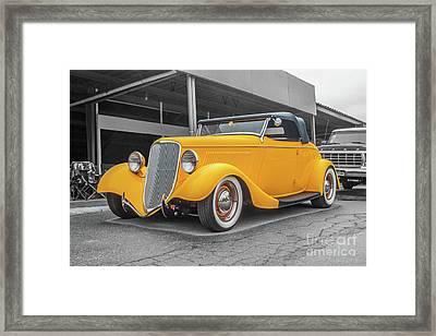 Ford Roadster Framed Print