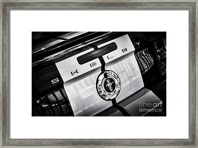 Ford Shelby Mustang Gt-h Framed Print by Tim Gainey