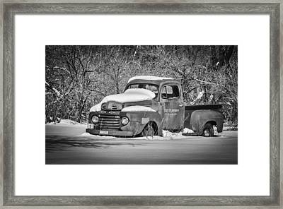 Ford Truck 2016-1  Framed Print by Thomas Young