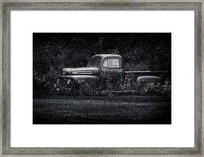 Ford Truck 2017-1 Framed Print