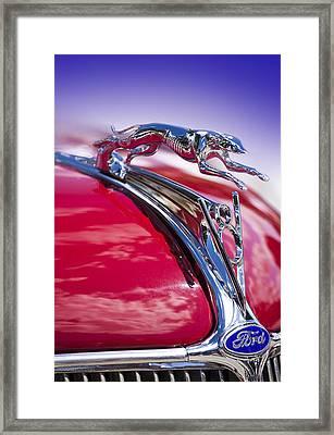 1936 Ford V8 Framed Print