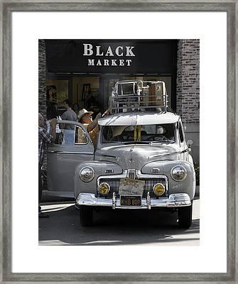 Ford Framed Print by Viktor Savchenko