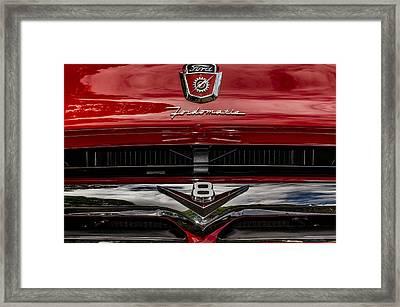 Fordomatic Framed Print