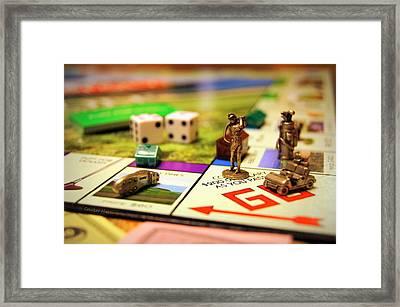 Fore Framed Print