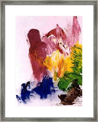 Foreboding Framed Print by Bruce Combs - REACH BEYOND