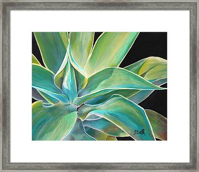 Foregone Conclusion Framed Print by Laura Bell