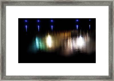 Foreshore Framed Print by Tim Nichols