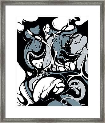 Foresight Framed Print by Craig Tilley