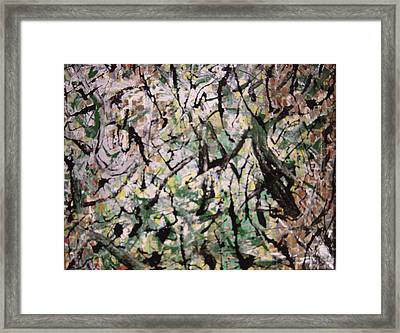 Forest Framed Print by Biagio Civale